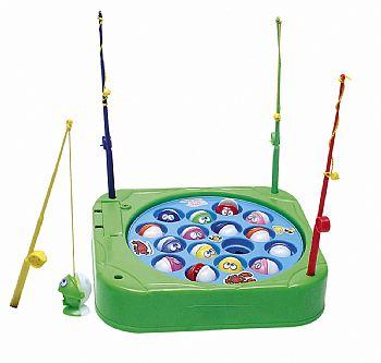 pega-peixe buzzy brinquedos antigos