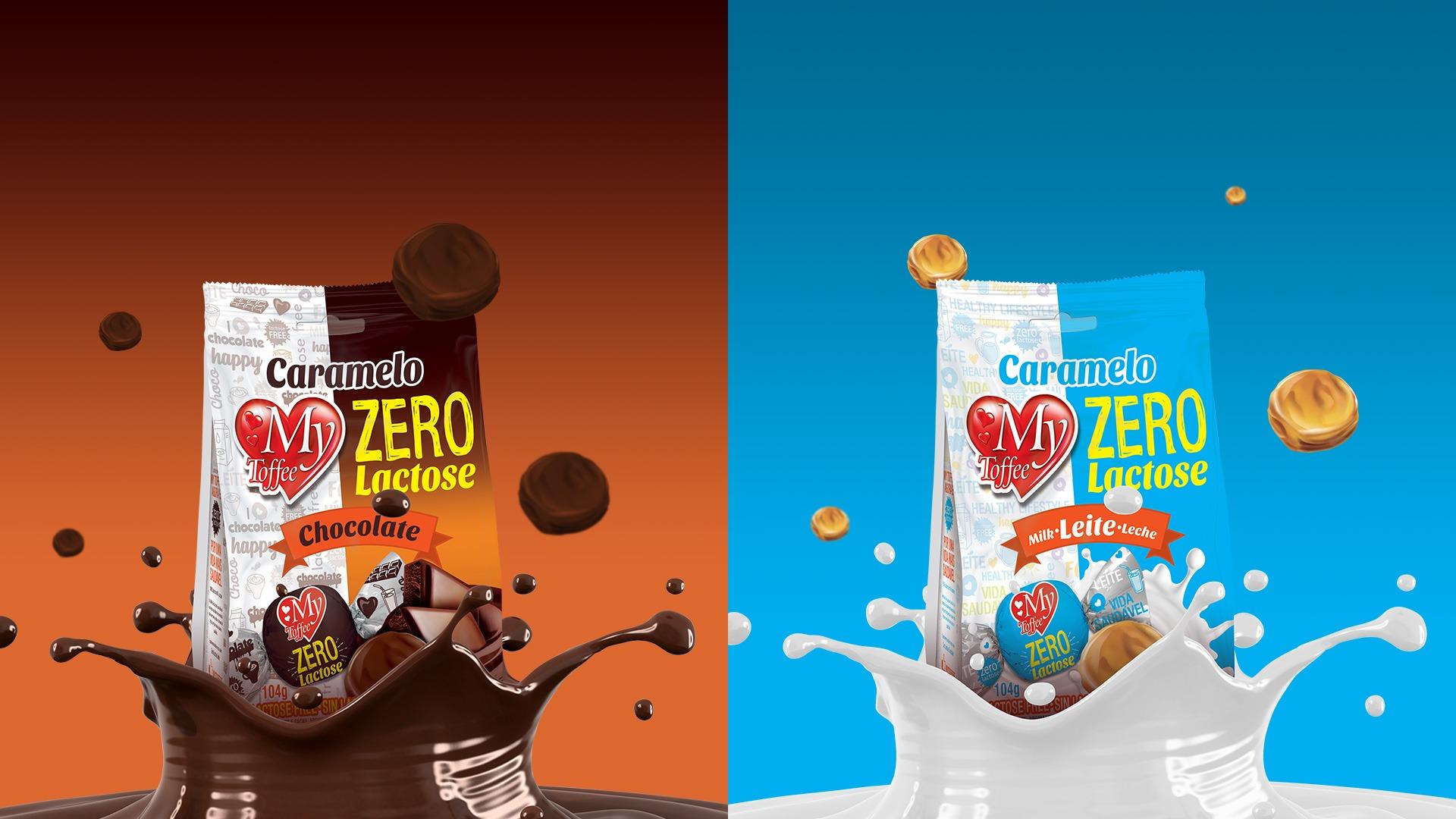My Toffee zero lactose